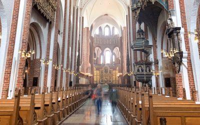Foredrag på Roskilde Museum: få den nyeste viden om domkirken på Verdensarvsdagen